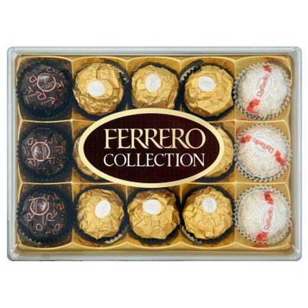 Конфеты ferrero collection